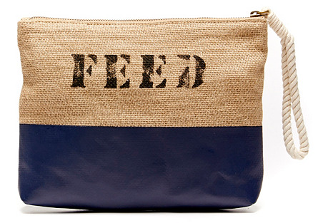 High Tide Pouch, Navy