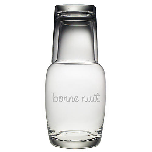 Bonne Nuit Night Bottle Set, 32oz