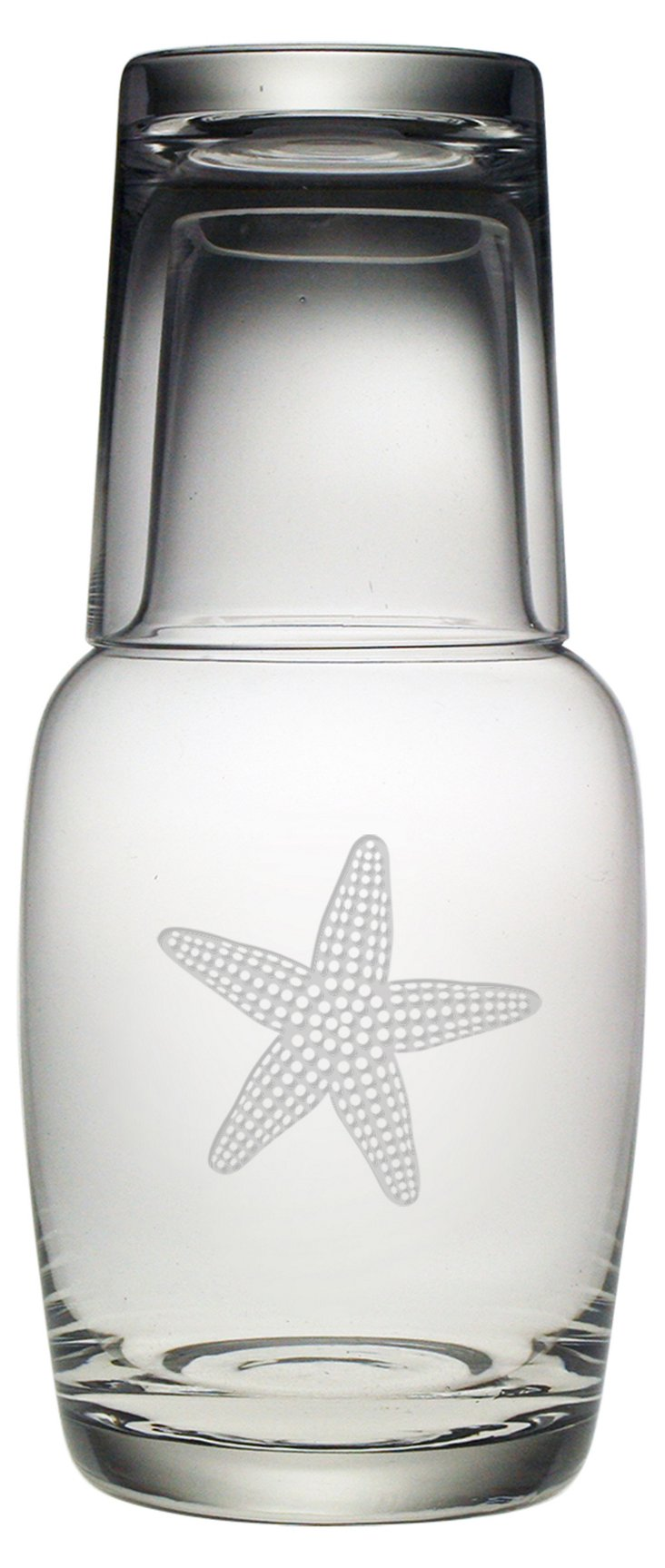 Starfish Night Bottle