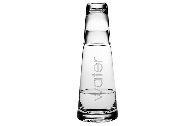 Water Cone Night Bottle Set