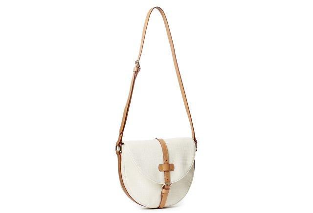 Messenger Bag, Natural