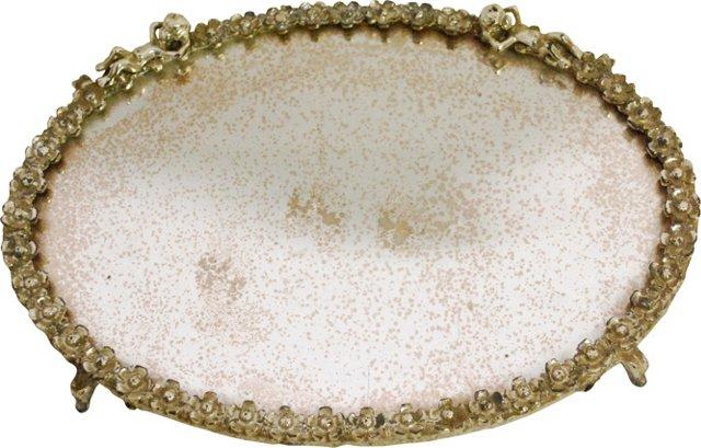 Cherub Vanity Tray