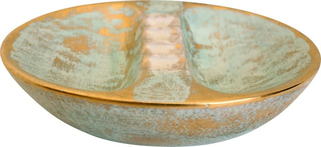Stangl Oval Ashtray
