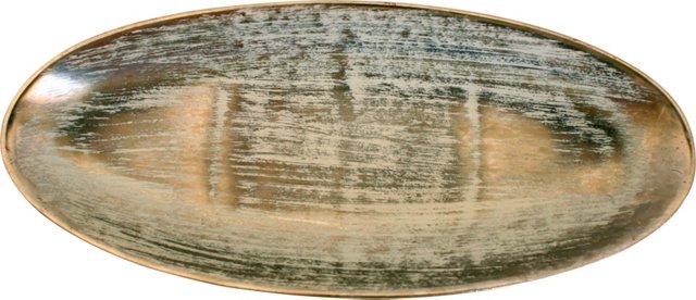 Stangl Oval Dish