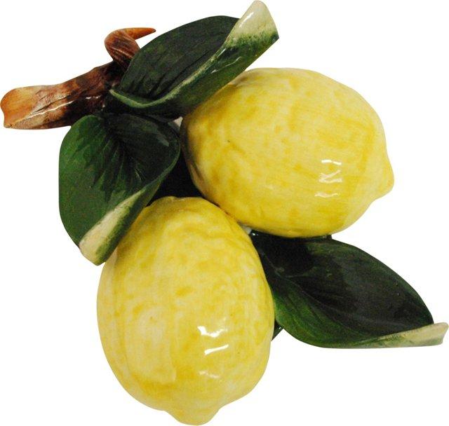 Lemons Wall Hanging