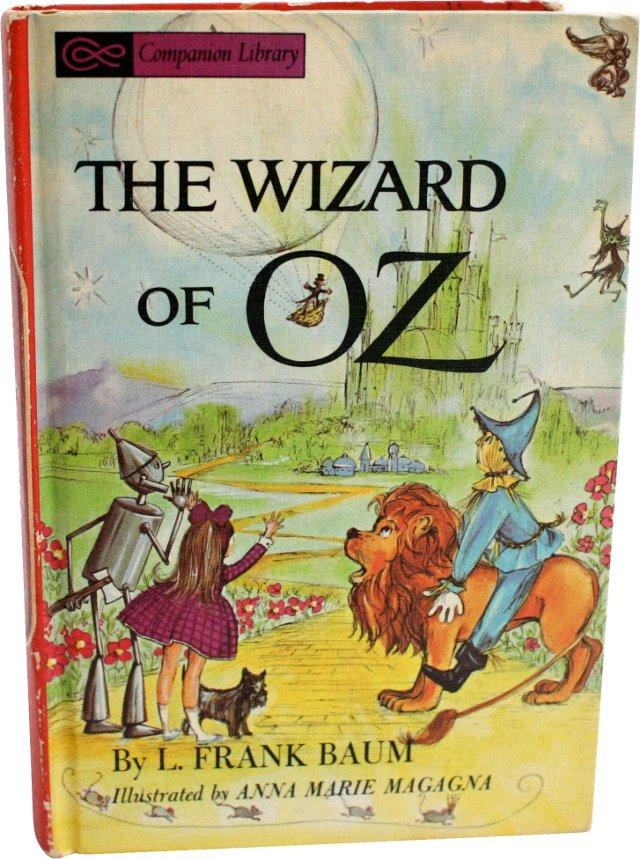 Wizard of Oz / The Jungle Book, 1965