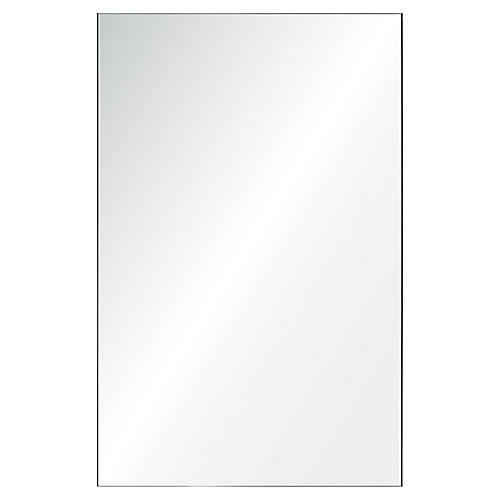 "Leiria 24""x36"" Wall Mirror, Mirrored"