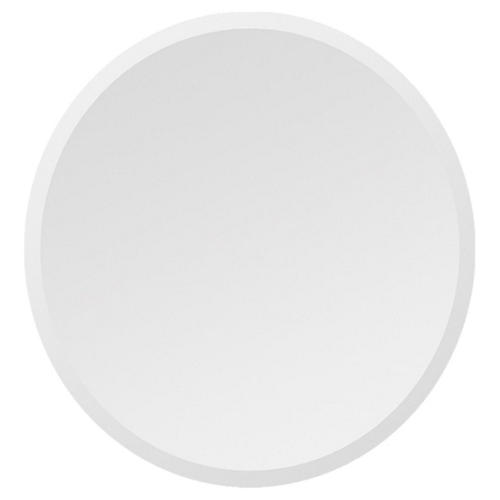 "Kiko 30"" Wall Mirror, Mirrored"