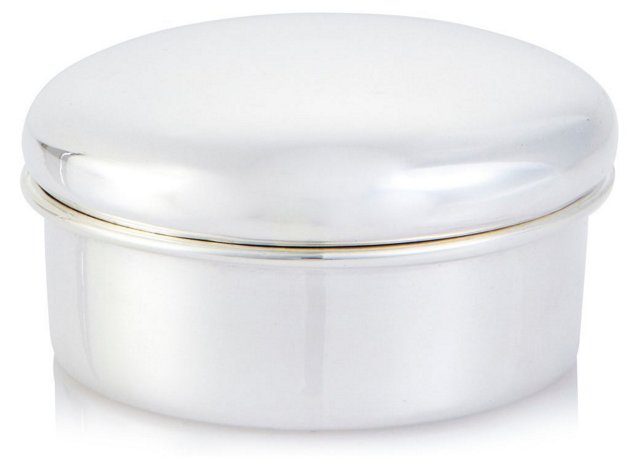 "2"" Low Round Box/Canister"