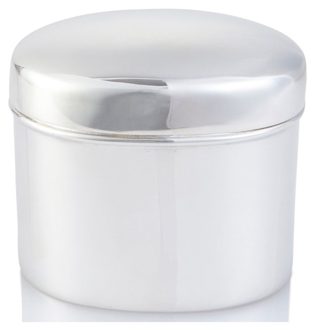 "4"" Round Box/Canister"