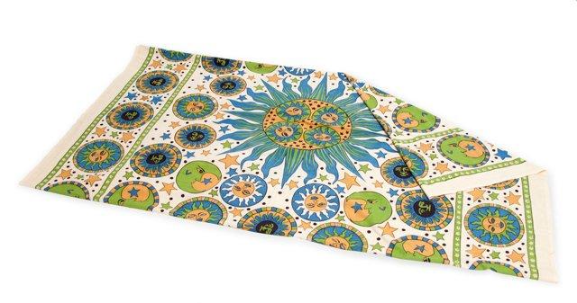 Sun God Tablecloth