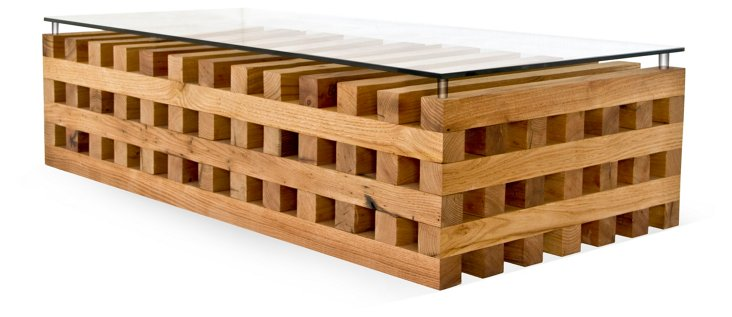 Order Coffee Table, Natural