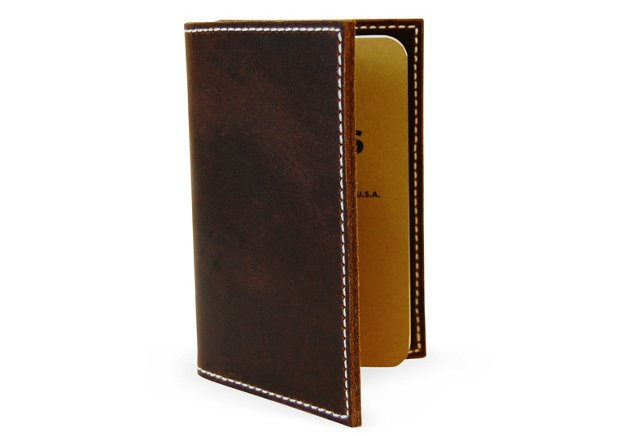 Field Notes Cover Notebook, Brown