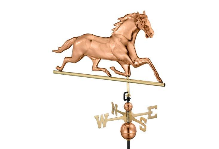 """33"""" Horse Weathervane"""