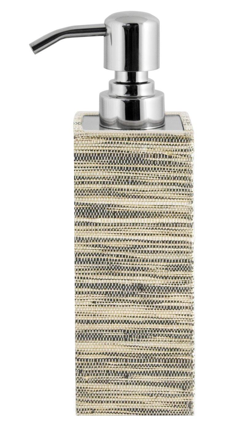 Brushed Pump, Ivory