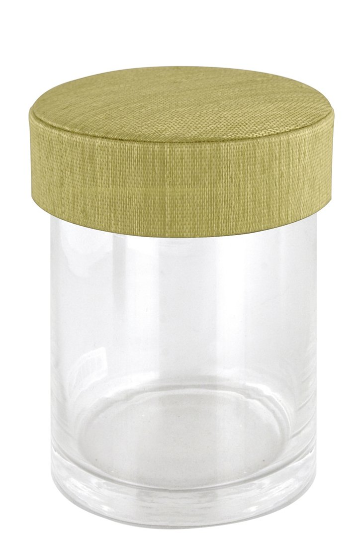 Chartreuse Canister