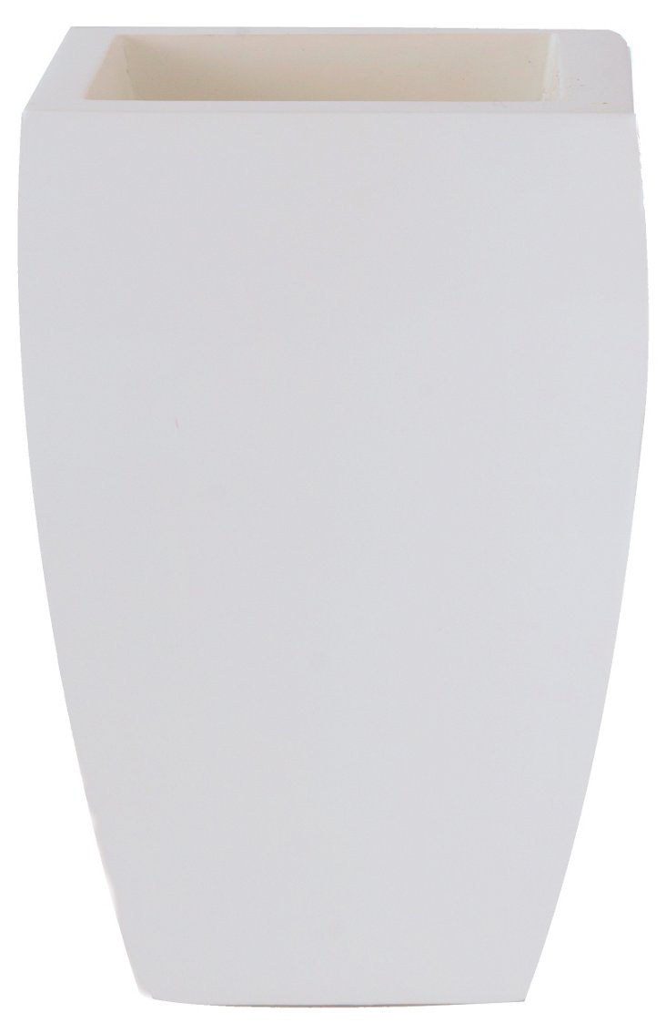 White Lacquer Amenity Cup
