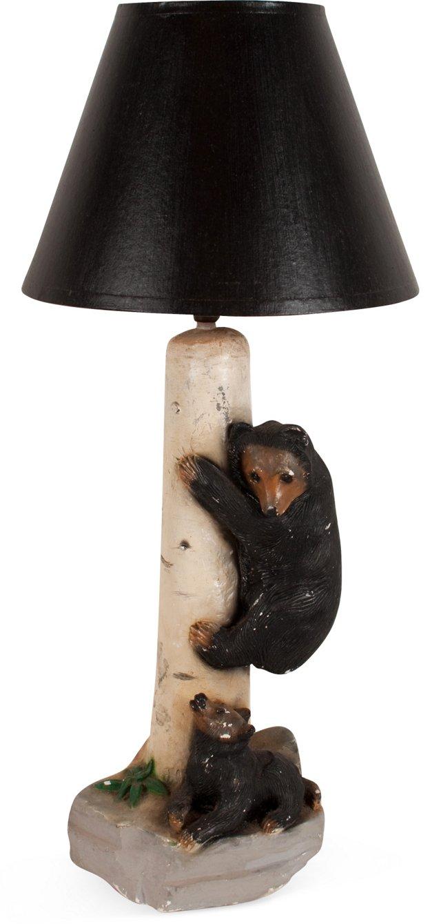 Bear Lamp II