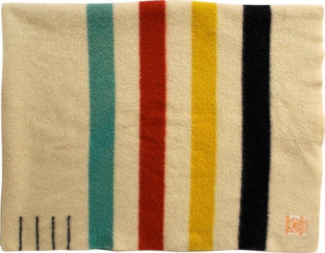 4 Point Hudson Bay Blanket II
