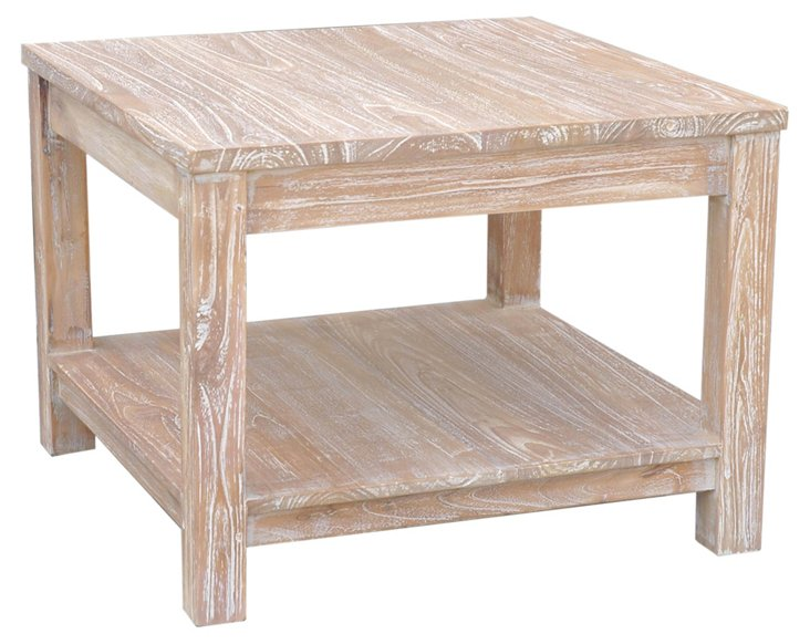 Domme End Table