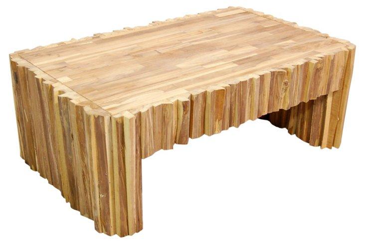 Obi Coffee Table, Natural