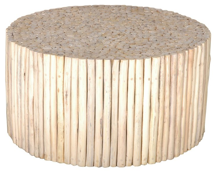 Prelude Coffee Table, Natural