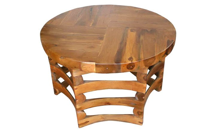 Hart Wooden Coffee Table