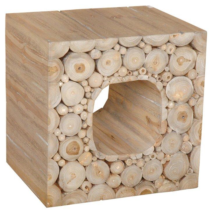 Zeno Square Side Table