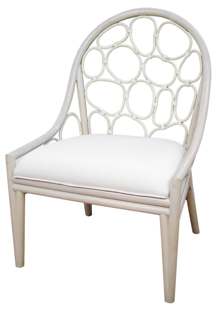 Murphy Side Chair, White