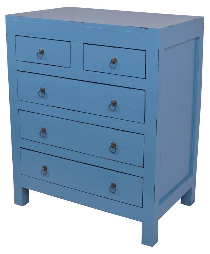 Ciara Chest, Blue