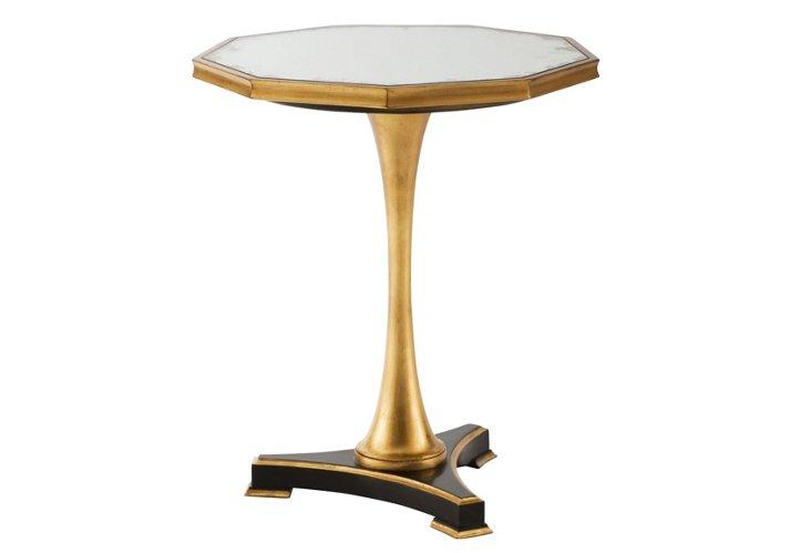 Nonagon Pedestal Table