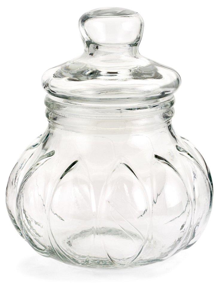 Meloni Jar w/ Lid