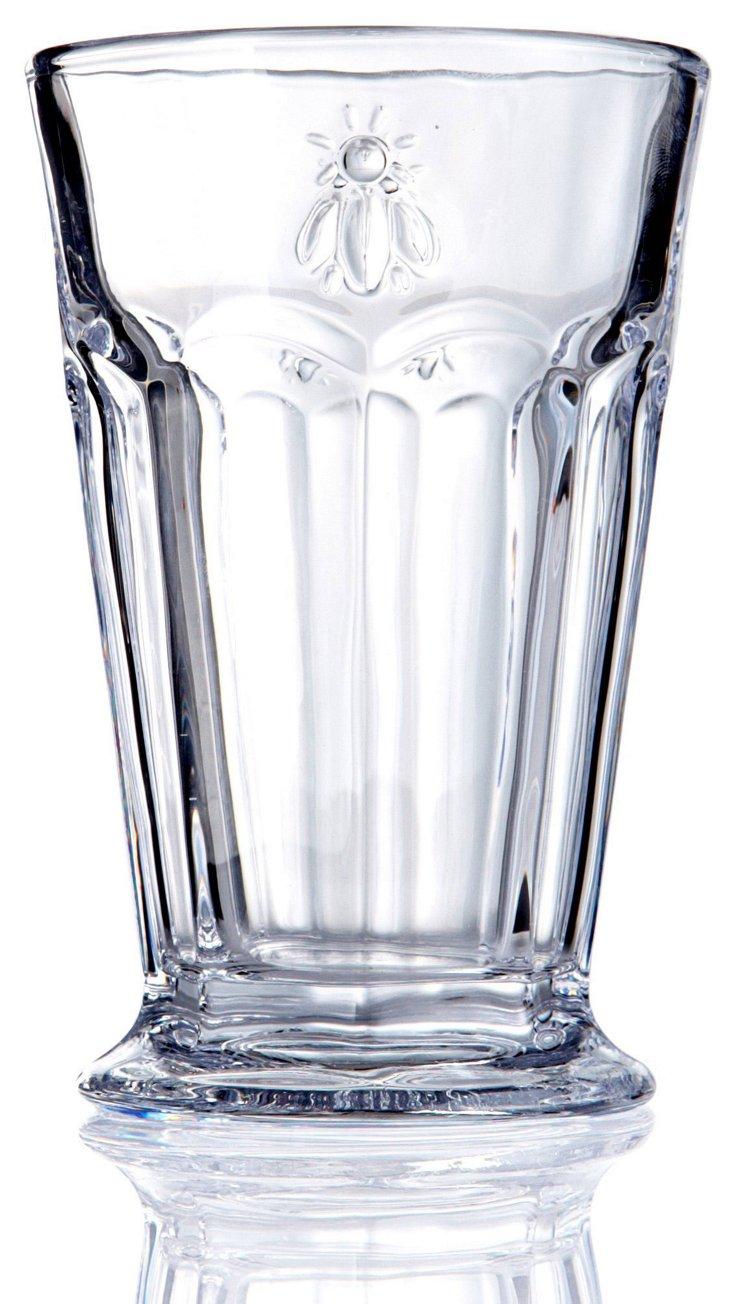 S/6 Bee Highball Glasses