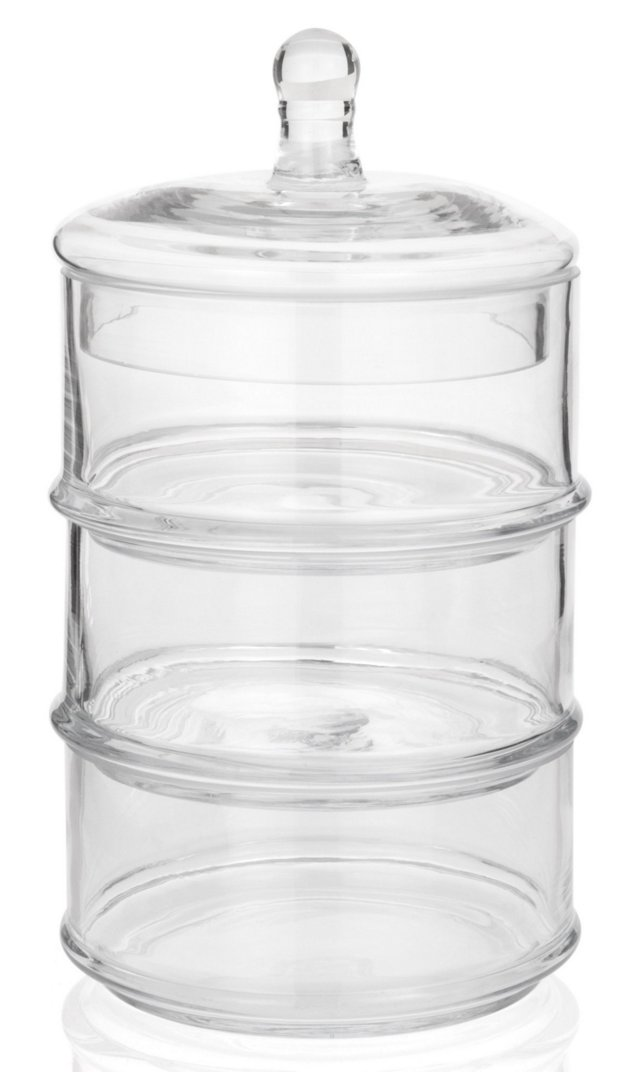 3-Tier Canister, Small