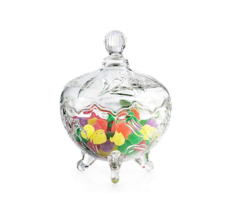 Petunia Candy Jar