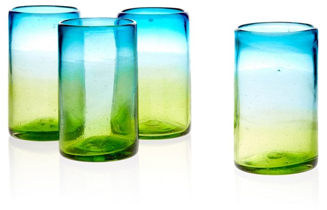 S/4 Sonora Highball Glasses