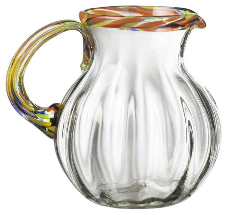 Festival Optic Collection Pitcher
