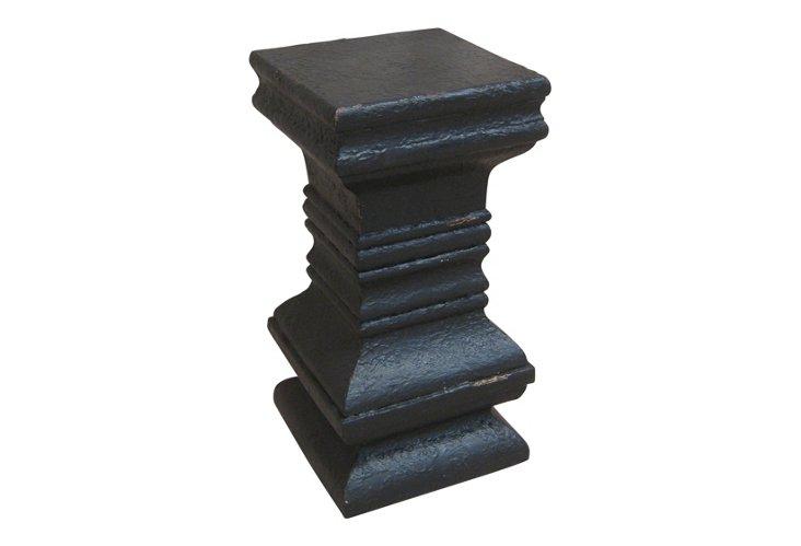 Ravenel Pedestal Table, Black