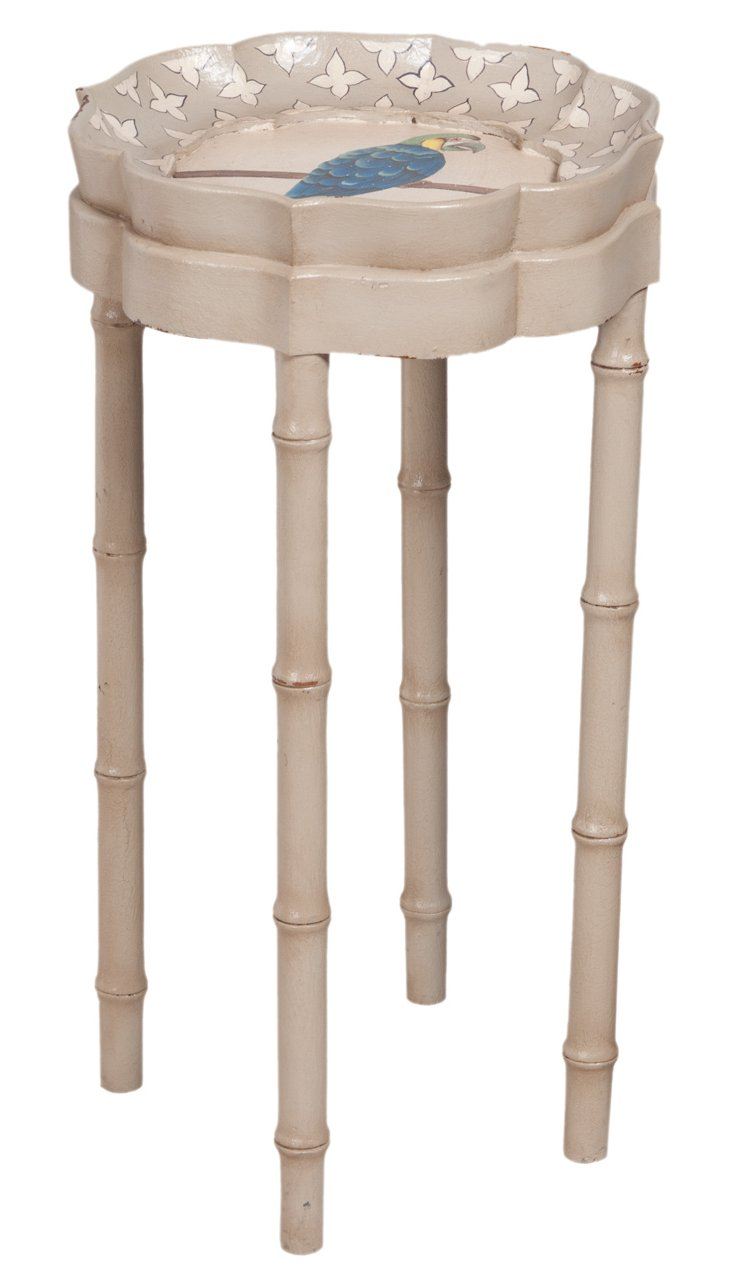 Parrot Accent Table