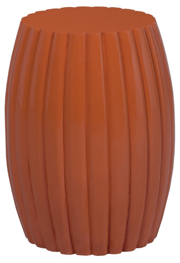 Elin Stool, Tangerine
