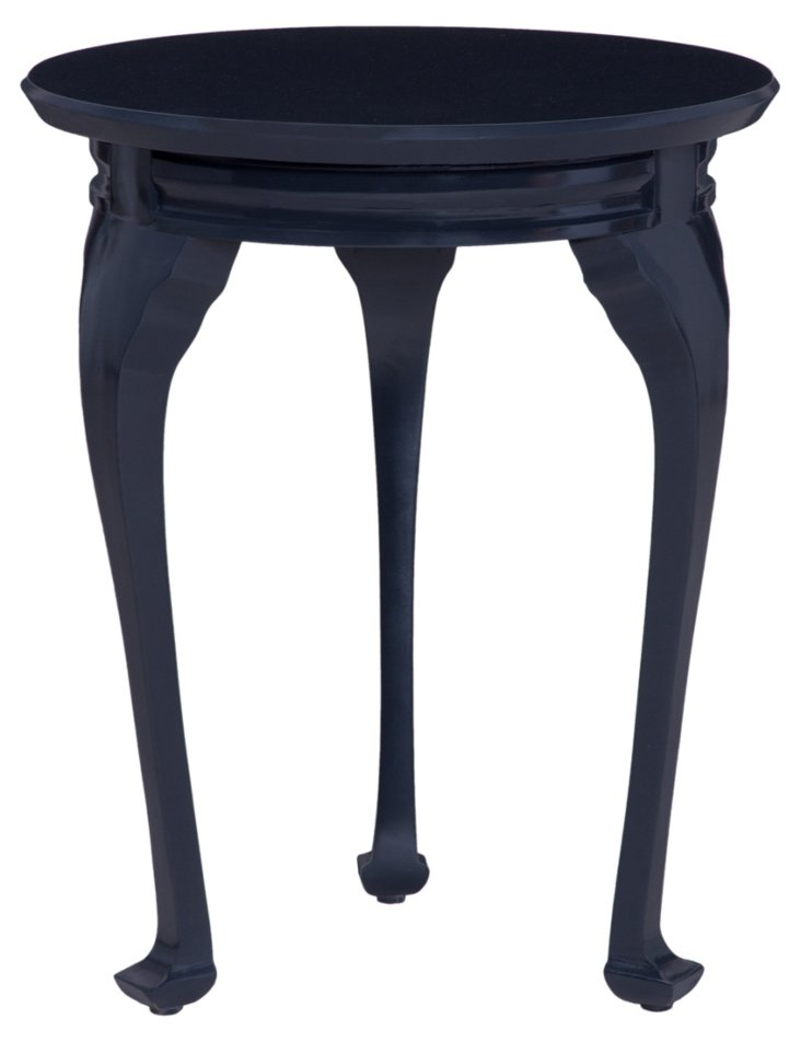 Alden Side Table, Black