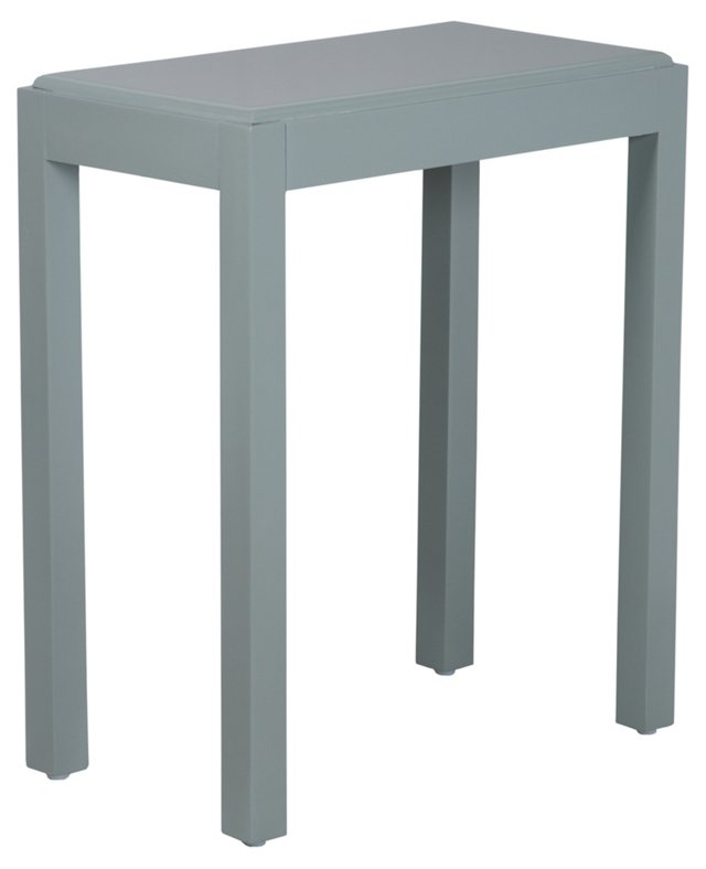 Oliver Side Table, Gray