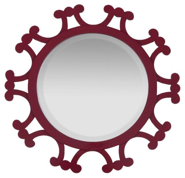 Amalia Mirror, Red