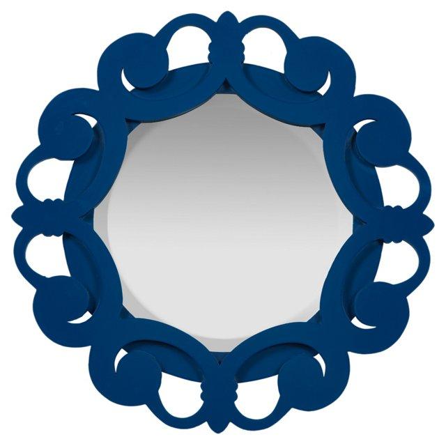 Nina Mirror, Navy