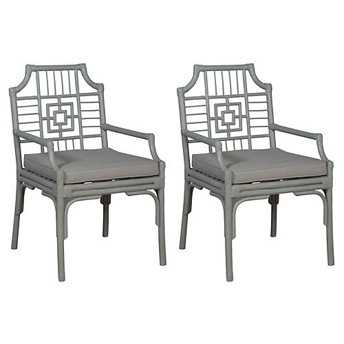 s2 manor dining chairs cream - Dinette Chairs