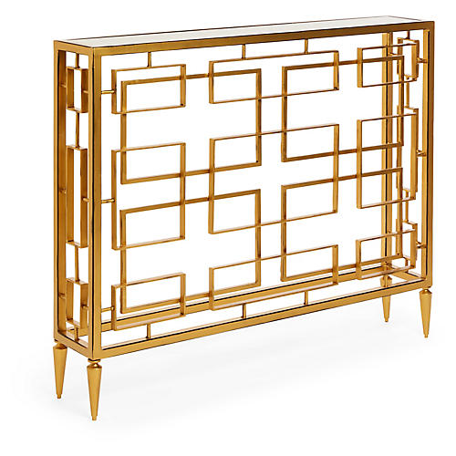 Open Block Console, Gold