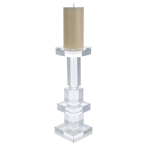 Brilliant Crystal Pillar
