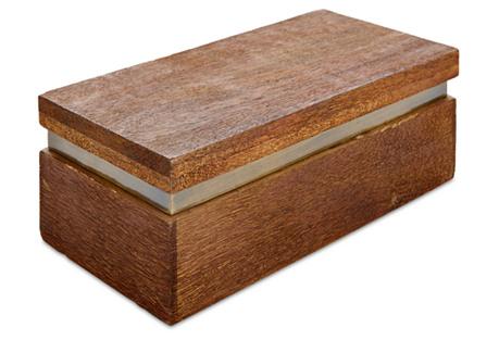 Larson Box, Walnut