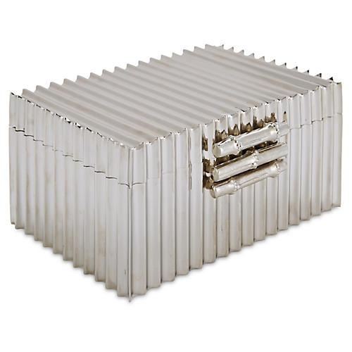 Bamboo-Style Box