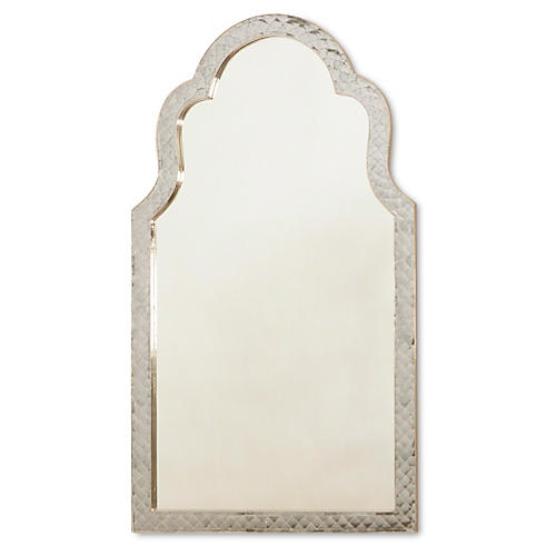 "Theresa 36""x61"" Wall Floor Mirror, Mirror"